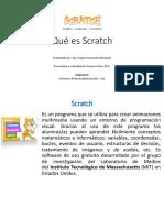 Scratch Lenguaje de Programación Iconográfica