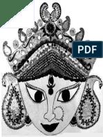 Durga Print
