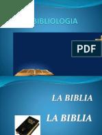 La Bibliologia