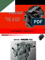 Presentación de Mantenimiento Preventivo, Motores PX6 & PX8