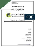 Ot 2217-Its-motor 3 Hp Michell