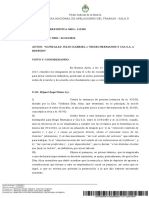 Jurisprudencia 2017- González Julio Gabriel c Negri Hermanos y CIA