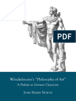 North, John Harry - Winckelmann's 'Philosophy of Art' _ a Prelude to German Classicism-Cambridge Scholars Publishing (2012)