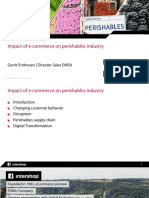 Perishables Industry Roundtable Ecommerce