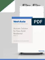 Vent-Axia Acoustic Solution Brochure 0