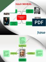 Teorías Del Desarrollo Moral Diapositivas