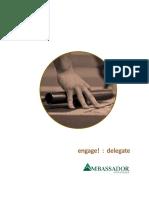 Vol. 6 Delegate-Engage, By Christopher Mann, Et Al