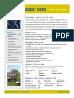 Propex Fibermesh 300 TDS