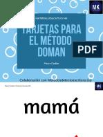 Método Doman Material Educativo MK Min