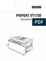 manual del usuario VT1730 version eeuu
