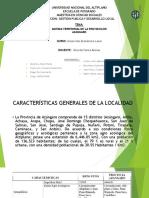 Agenda Territorial Azangaro