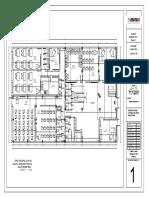 Plano Arquitectura Colegio 2