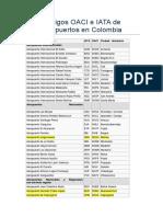 3.Aeropuertos America y Colombia