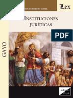 Las Institutas de Gayo