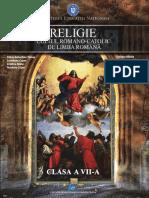 Manual religie romano catolica clasa a VII a