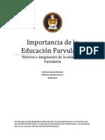 Importancia de La Educación Parvularia