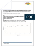 Assignment Business Analytics B Biswas