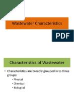 2 -4 - Waste Water Characteristics