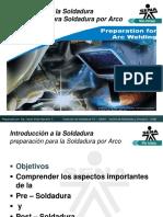 preparación Soldadura por Arco-Miller.pptx