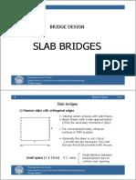 Les 03 Slab Bridges