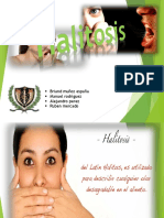 Halitosis Diapositivas FINAL (1)
