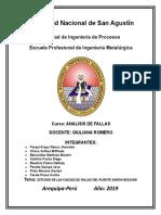 Causas de Fallas en El Puente Simon Bolivar
