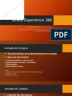 Brand Experience 360