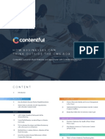 Contentful eBook - Content Infrastructure - Think Outside the CMS Box.compressed