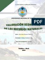 Monografia Valoracion Econ Recursos Naturales (Autoguardado)