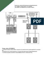configuración potencias de sonido