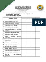 Lista de Seminario 1