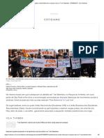 Manifestações Contra Bolsonaro Ocupam Ruas No 7 de Setembro - 07-09-2019 - UOL Notícias