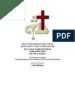 The Complete Aramaic English Interlinear Peshitta Old Testament