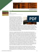 RC - Alguns encontros - De Casa de Lava a Juventude em Marcha - João Dumans (2010)