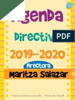 Agenda Directivo