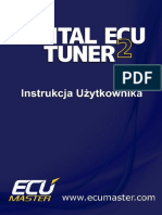Digital ECU Tuner II Manual