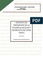 Proyecto Buen Trato 2017