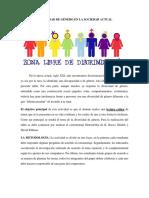 Diversidad de Género en La Sociedad