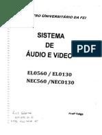 Apostila audio e video