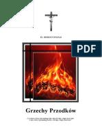 Ks. Marek Poryzala - Grzechy Przodków