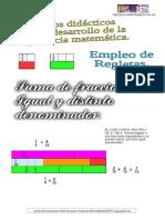 Secuencia Fracciones Regletas