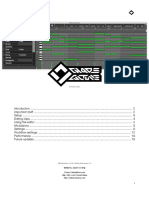CC MIDI Modulators Manual