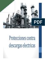 Protecciones Contra Descargas Electricas