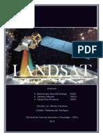 Informe Final de Landsat