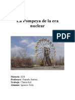 La Pompeya de La Era Nuclear Trabajo Final
