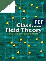 Davison E. Soper - Classical Field Theory   (2008, Dover Publications).pdf