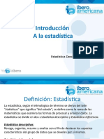 Presentación 1. Introducción a la estadística (1)(1)