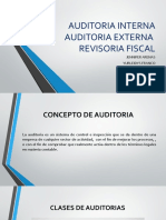 auditoria , revisoria fiscal