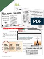 Oportunidad de Fraude COSO EJEMPLOS Complementaria