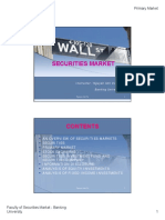 Overview-Securities Market